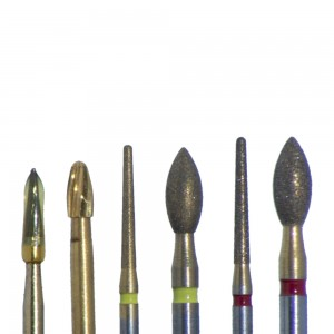 Finishing Composite Burs