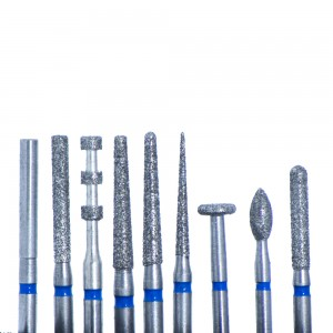 Crown Preparation Diamond Burs