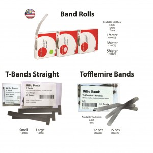Matrix bands