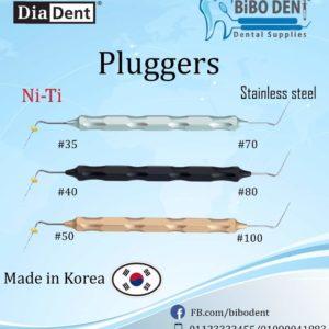 Endodontic Hand Plugger
